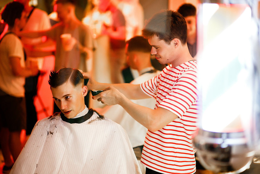 Jab Barbershop opens up to Rostov-on-Don